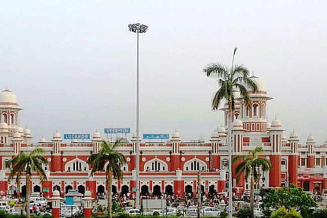 Charbagh Station, Uttar Pradesh