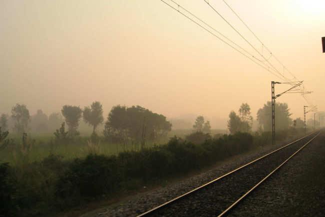 Begunkodor Station, West Bengal