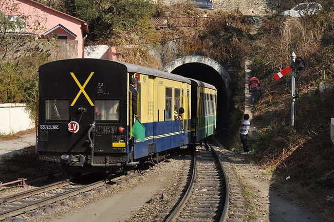 Barog Station, Himachal Pradesh