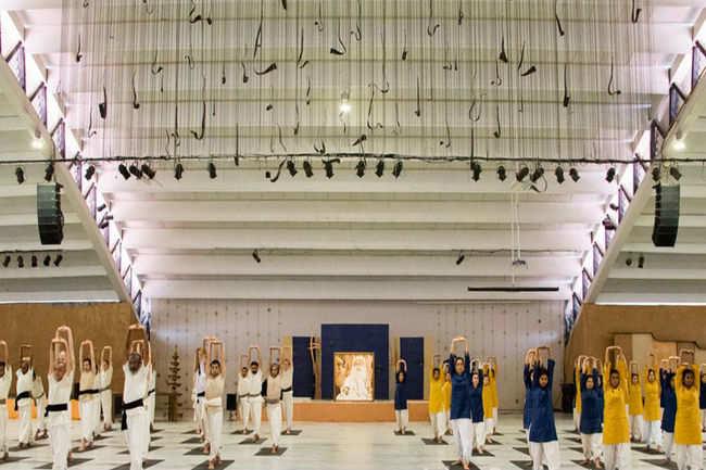 Isha Yoga Center, Coimbatore