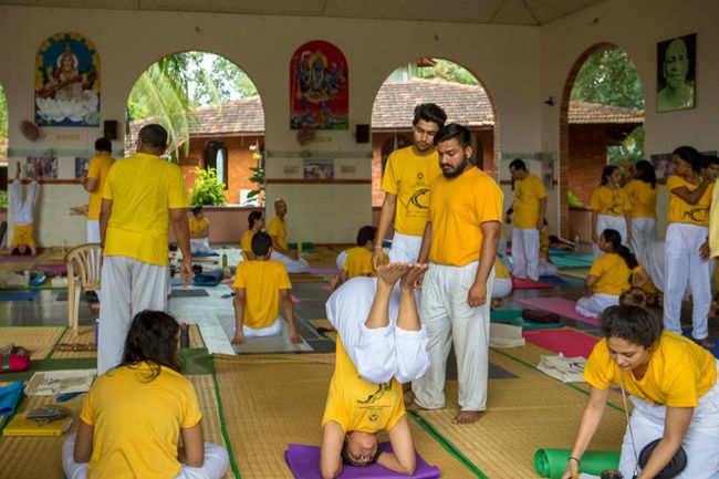 Sivananda Yoga Vedanta Dhanwantari Ashram, Kerala