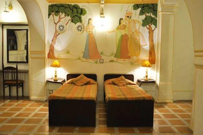 Roopangarh Fort Hotel, Ajmer