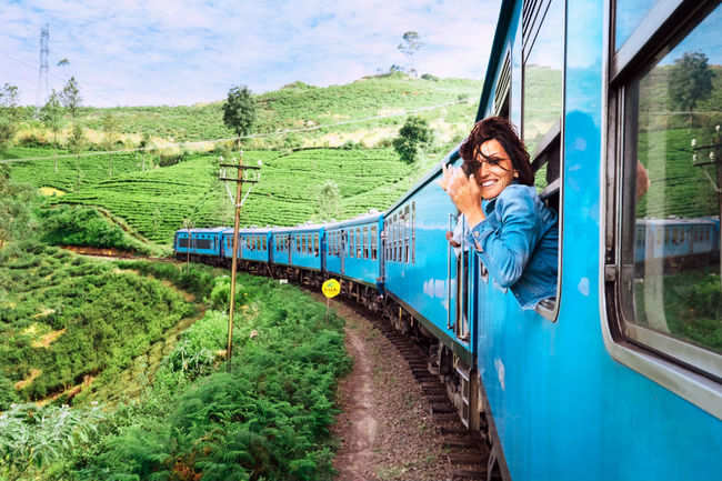 Image result for Train Travel