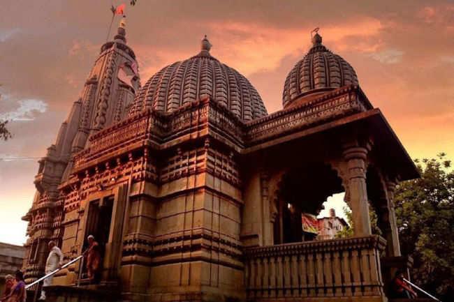 Kalaram Temple, Nashik, Maharashtra