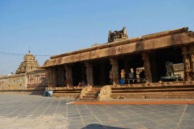 Kodandarama Temple, Vontimitta, Andhra Pradesh