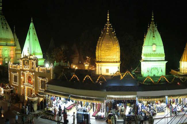 Raghunath Temple, Jammu, Jammu & Kashmir