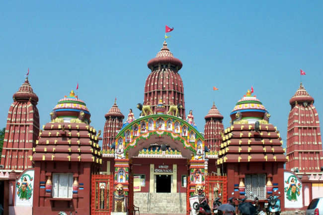 Ram Mandir, Bhubaneswar, Odisha