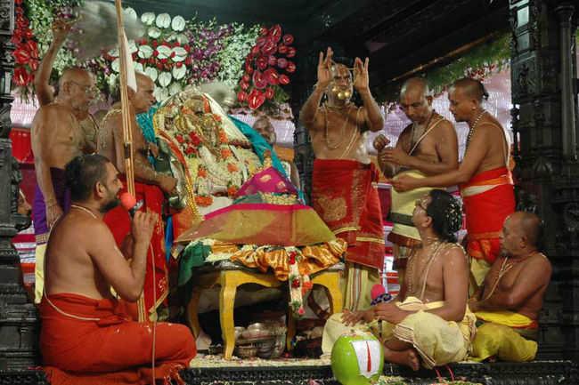 Sita Ramachandraswamy Temple, Bhadrachalam, Telangana
