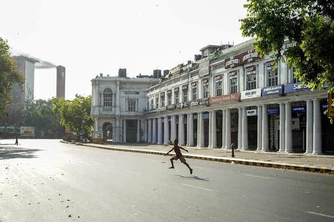 Travellers' favourite spots in Delhi go vacant