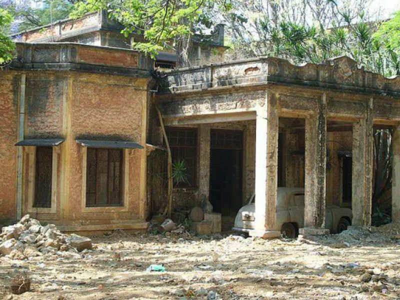 haunted places bangalore scary india most place times scare