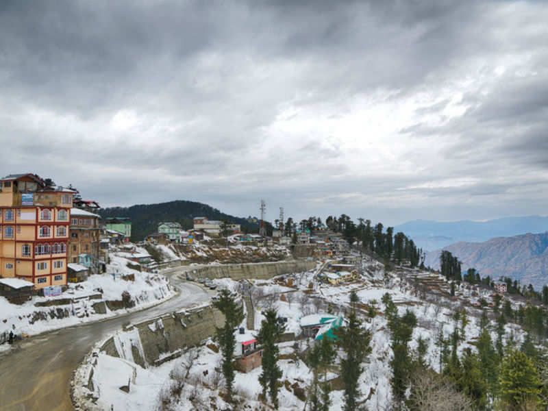 Christmas Weather.Weather In Shimla No White Christmas In Shimla Dry Weather