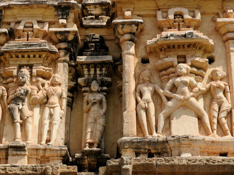 Discovering The Reality Of Sensuous Side Of These Indian Temples, India - Times -8485