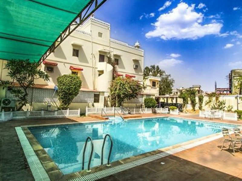 The Best Hotels In Jaipur With Private Pools Times Of India Travel