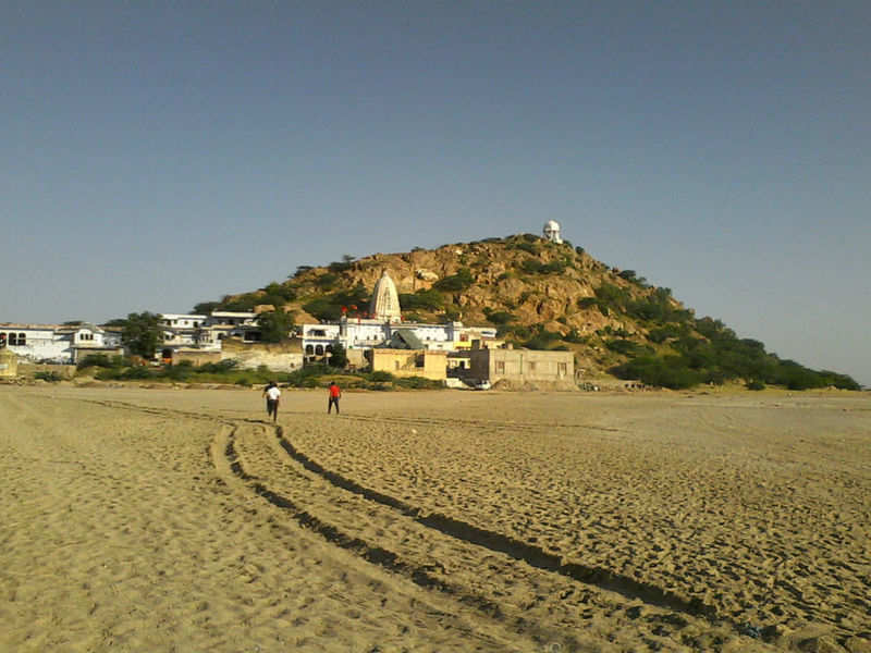 Sambhar Salt Lake, a beautiful hidden treasure of Rajasthan, Rajasthan