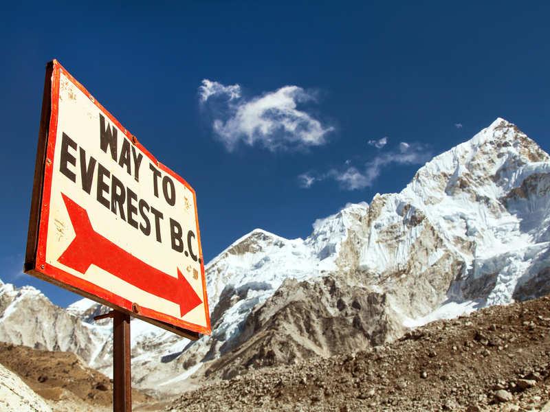 Coronavirus (COZVID-19) shuts down Mt Everest