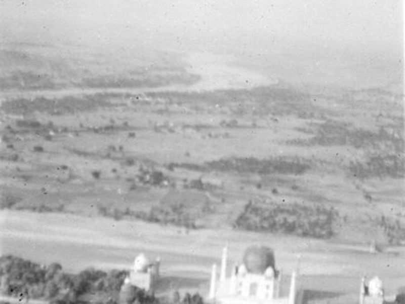 COVID-19 Taj Mahal shuts after 1978 floods and Indo-Pak war