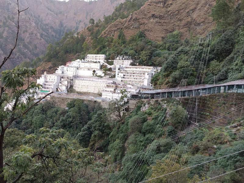 Coronavirus Impact: Mata Vaishno Devi Shrine in Jammu to remain closed from today