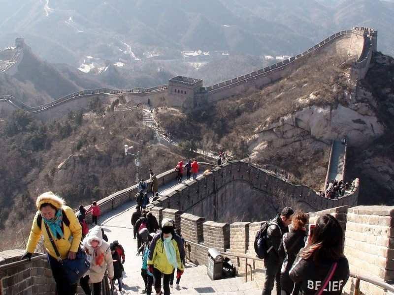 The Great Wall of China opens partly for visitors; China inching towards normalcy, China