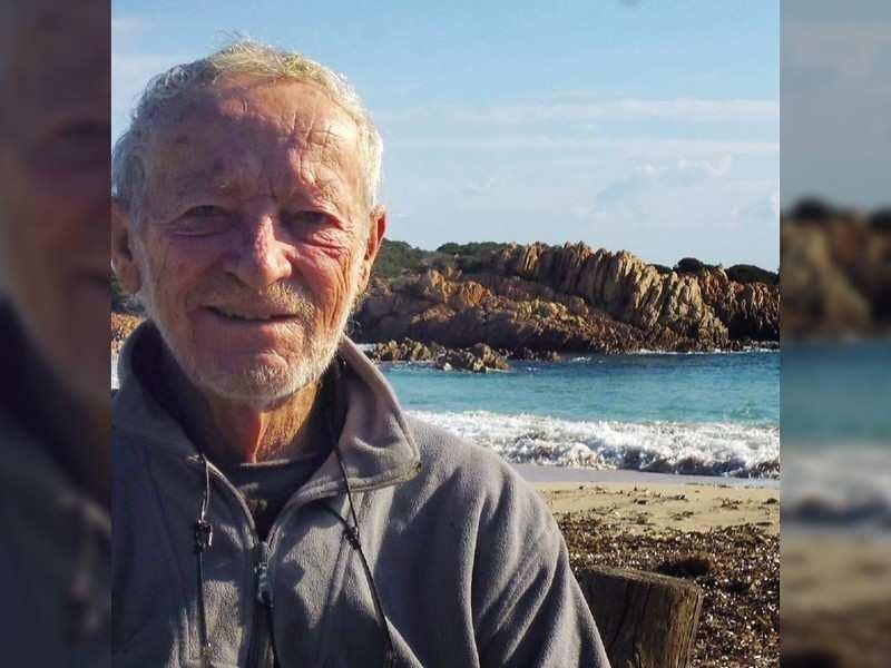 Meet Mauro Morandi, the Italian who went into self-isolation 30 years back, Sardinia