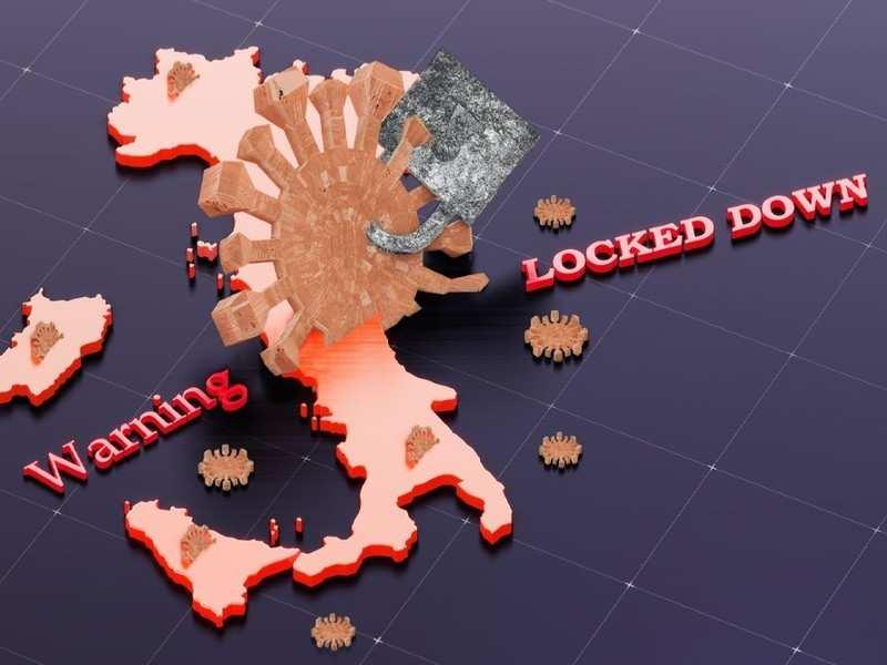 Coronavirus Lockdown in Italy extended till April 13 as death toll rises, Italy