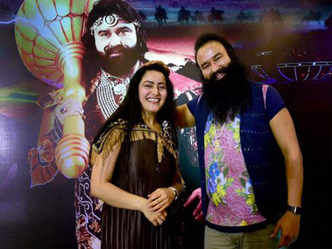 'Honeypreet and dera head Gurmeet Ram Rahim had illicit relations'