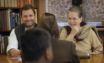 Stage set for Rahul's elevation to Cong chief with election on Dec 16